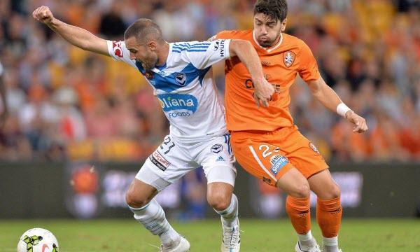 Bóng đá - Melbourne City vs Brisbane Roar FC 15h50 ngày 11/01