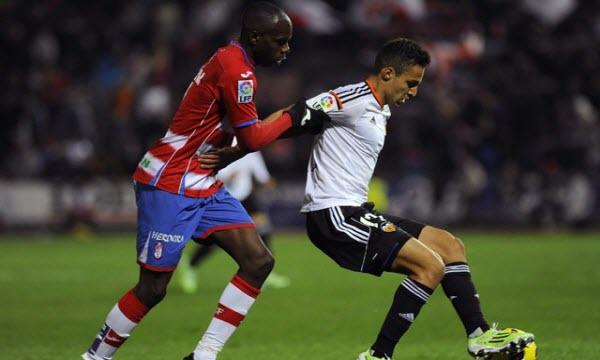 Bóng đá - Granada vs Valencia 03h00 ngày 05/07