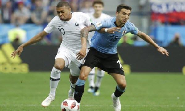Bóng đá - Pháp vs Uruguay 03h00 ngày 21/11