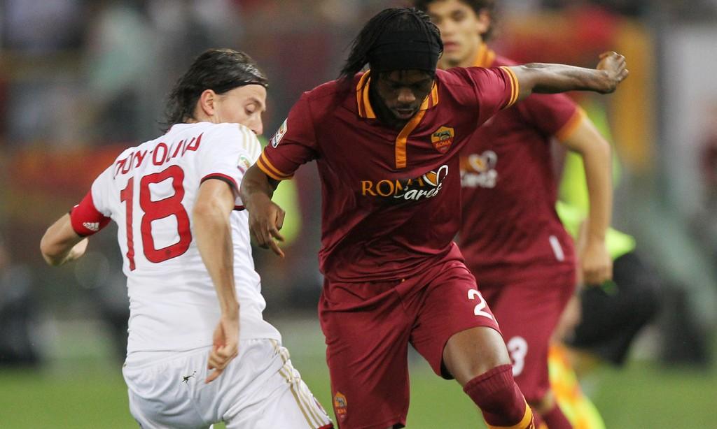 Bóng đá - Thông tin trước trận cầu đinh: AS Roma vs AC Milan