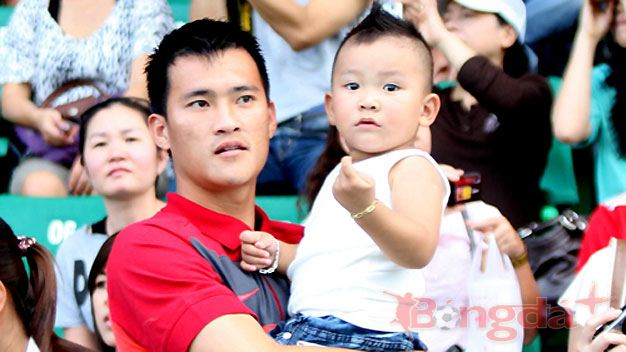 Bóng đá - CHÙM ẢNH: Thiên thần nhí của ngôi sao bóng đá Việt