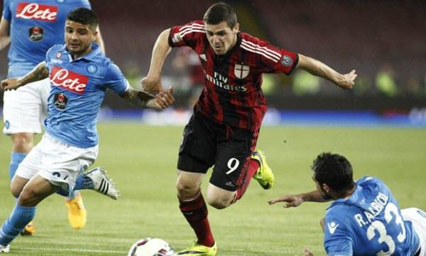 Bóng đá - AC Milan vs Napoli 02h45, ngày 22/01