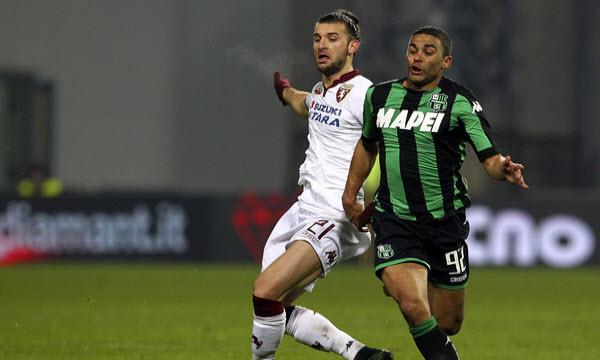 Bóng đá - Torino vs US Sassuolo Calcio 01h45 ngày 26/08