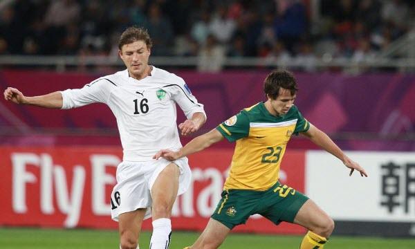 Bóng đá - Australia vs Uzbekistan 21h00 ngày 21/01
