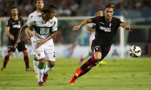 Bóng đá - Granada vs Elche 03h00 ngày 22/01