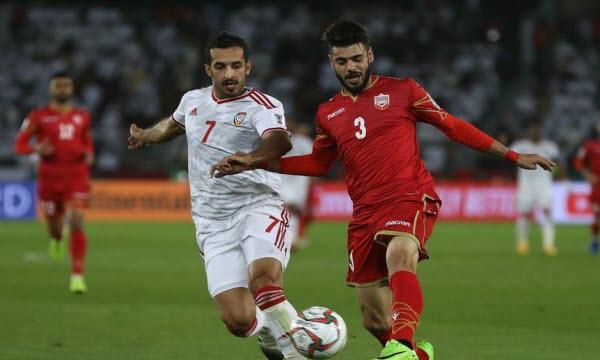 Bóng đá - United Arab Emirates vs Kyrgyzstan 00h00 ngày 22/01