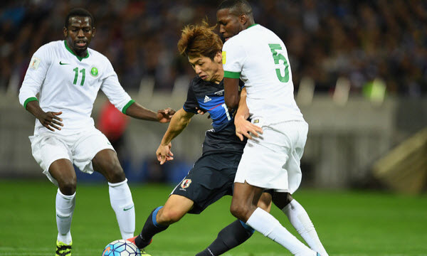 Bóng đá - Nhật Bản vs Saudi Arabia 18h00 ngày 21/01