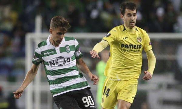 Bóng đá - Villarreal vs Sporting Lisbon 00h55 ngày 22/02