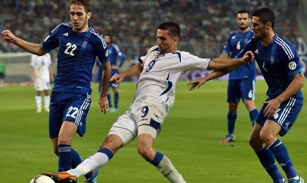 Bóng đá - Bosnia Herzegovina vs Hy Lạp 02h45 ngày 27/03
