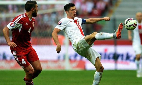 Bóng đá - Áo vs Ba Lan 02h45 ngày 22/03