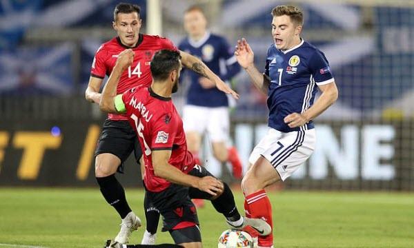 Bóng đá - Kazakhstan vs Scotland 22h00 ngày 21/03