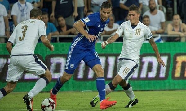 Bóng đá - Israel vs Slovenia 02h45 ngày 22/03