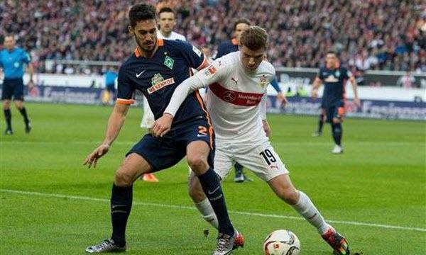 Bóng đá - VfB Stuttgart vs Werder Bremen 20h30, ngày 21/04