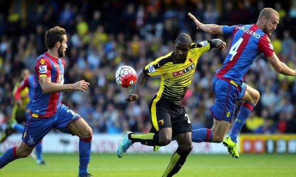 Bóng đá - Watford vs Crystal Palace 21h00, ngày 21/04