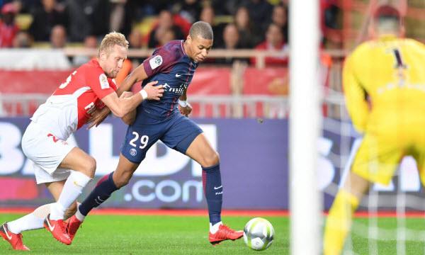 Thông tin trước trận Paris Saint Germain vs Monaco