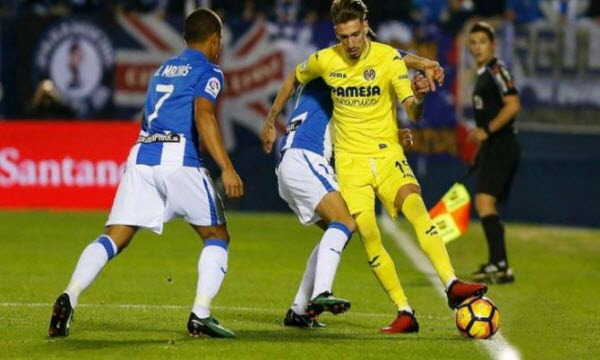 Bóng đá - Leganes vs Villarreal 21h00 ngày 14/09