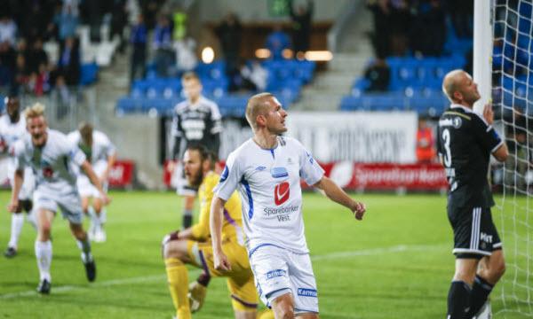 Bóng đá - FK Haugesund vs Rosenborg 23h00, ngày 21/05