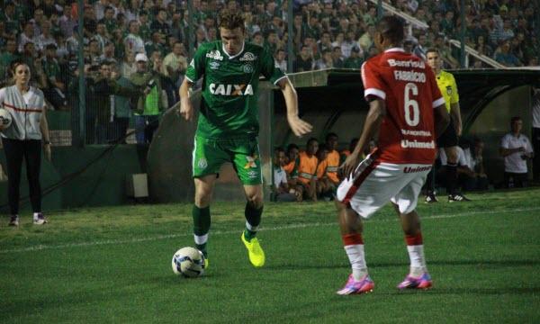 Bóng đá - Chapecoense SC vs Internacional (RS) 05h00 ngày 28/04