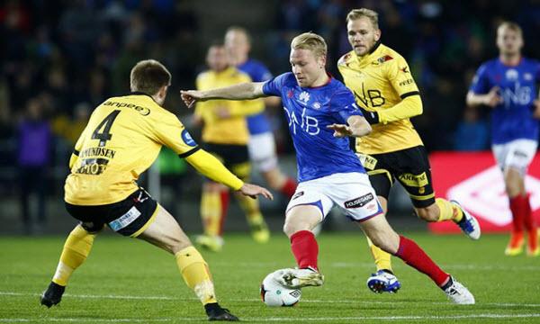 Bóng đá - Valerenga vs Tromso IL 01h00 ngày 15/04