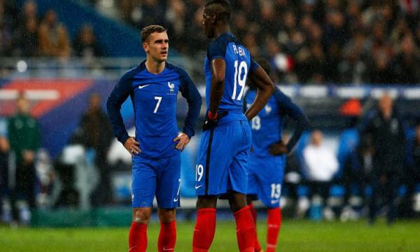 Bóng đá - Pháp vs Peru 22h00, ngày 21/06
