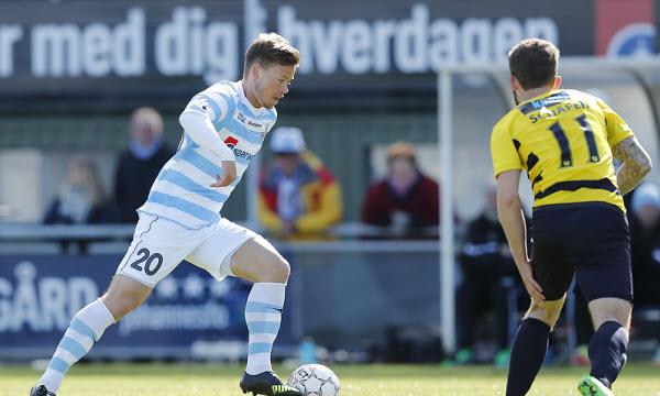 Bóng đá - Hobro I.K. vs Aarhus AGF 16/07/2019 00h00