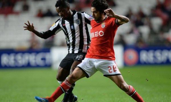 Phân tích PAOK Saloniki vs SL Benfica 1h ngày 16/9