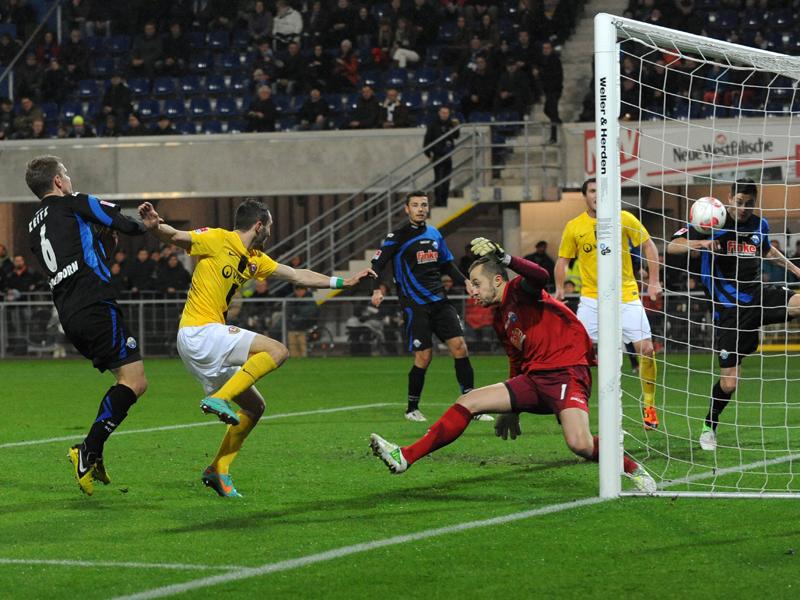 Bóng đá - Dynamo Dresden vs SC Paderborn 07 19/05/2019 20h30