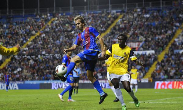 Bóng đá - Levante vs Real Sociedad 03h00, ngày 22/09