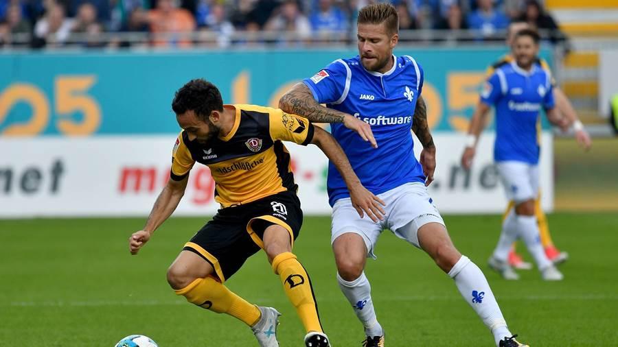 Bóng đá - Darmstadt vs Dynamo Dresden 23h30 ngày 23/08