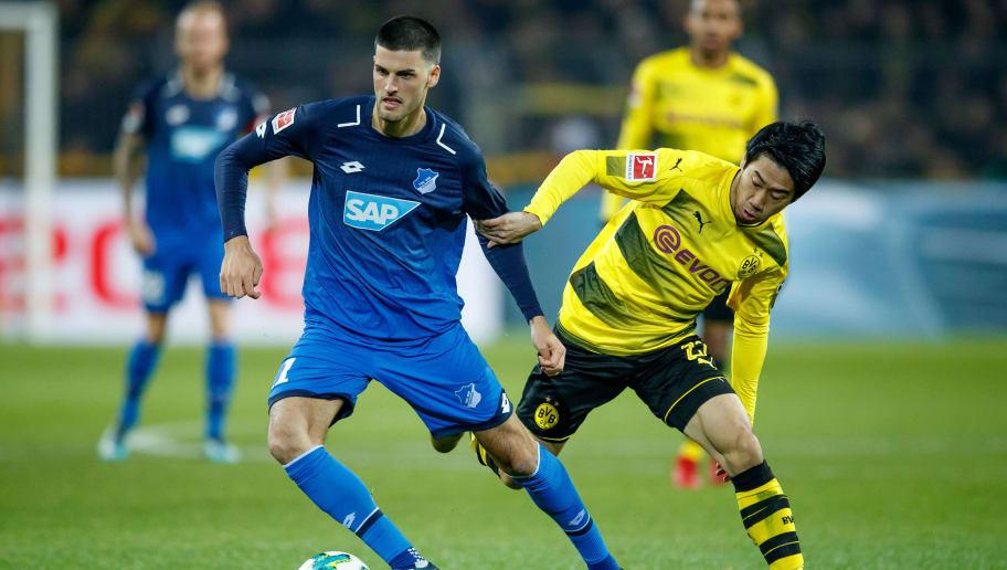 Bóng đá - Hoffenheim vs Borussia Dortmund 20h30, ngày 22/09