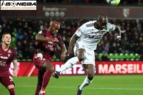 Bóng đá - Metz vs Amiens 01h00 ngày 22/09