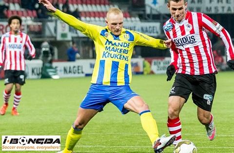 Bóng đá - Sparta Rotterdam vs RKC Waalwijk 23h30 ngày 21/09