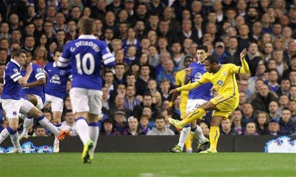Bóng đá - Everton vs Crystal Palace 22h00 ngày 21/10