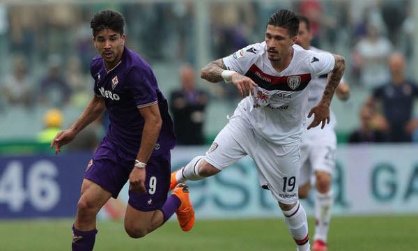 Bóng đá - Fiorentina vs Cagliari 22h59 ngày 21/10