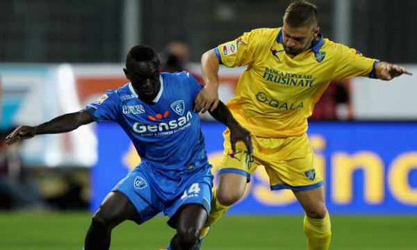Bóng đá - Frosinone vs Empoli 17h30 ngày 21/10