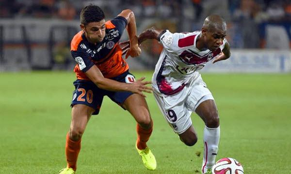 Bóng đá - Bordeaux vs Montpellier 06/03/2019 01h00