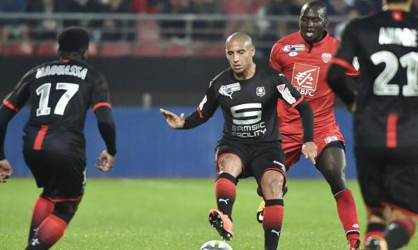 Bóng đá - Stade Rennais FC vs Saint-Etienne 22h59 ngày 10/02