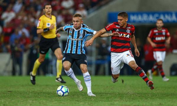 Bóng đá - Gremio (RS) vs CR Flamengo (RJ) 02h00 ngày 18/11