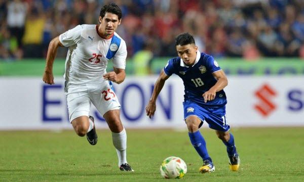 Bóng đá - Philippines vs Thái Lan 18h30 ngày 21/11