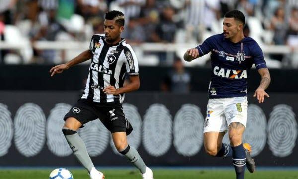 Bóng đá - Santos vs Botafogo (RJ) 06h00 ngày 22/11