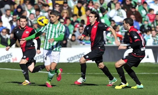 Bóng đá - Real Betis vs Racing de Santander 18h00, ngày 21/12