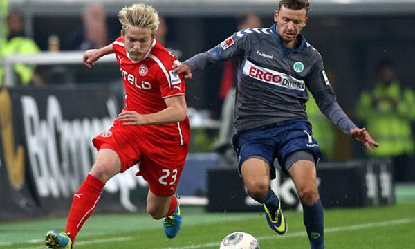 Dự đoán nhận định Fortuna Dusseldorf vs SC Paderborn 07 02h30 ngày 14/03