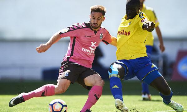 Bóng đá - Cadiz vs Tenerife 17/02/2019 02h30