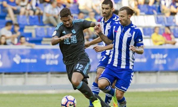Bóng đá - Real Sociedad vs Alaves 03h00 ngày 22/12