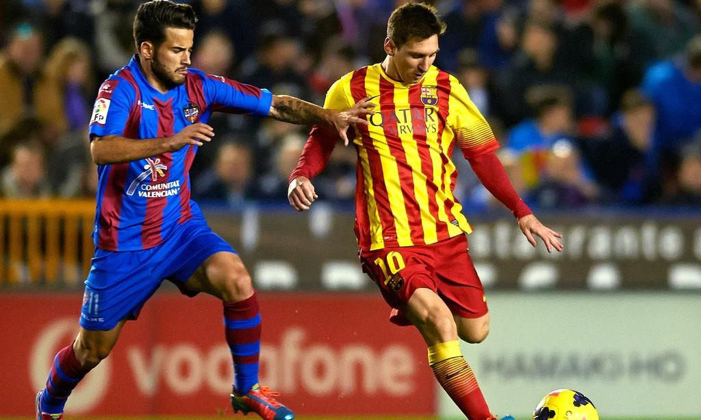 Bóng đá - Levante - Barcelona, tứ kết cúp Nhà vua TBN