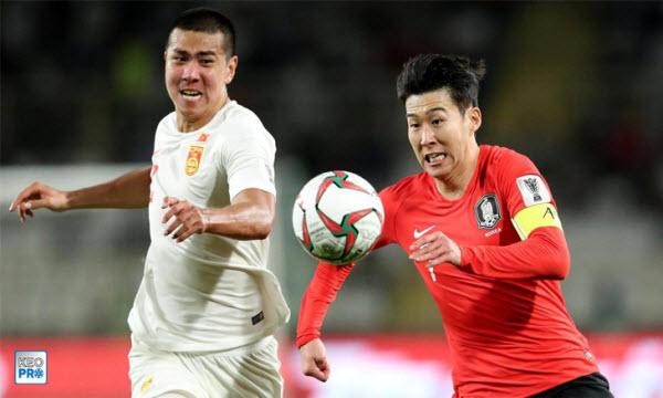 Bóng đá - Hàn Quốc vs Bahrain 20h00 ngày 22/01