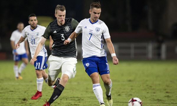 Bóng đá - Đức U21 vs Israel U21 01h00, ngày 23/03