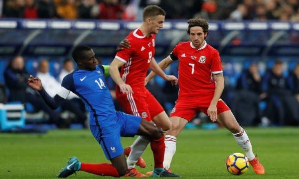 Bóng đá - Trung Quốc vs Xứ Wales 18h35, ngày 22/03