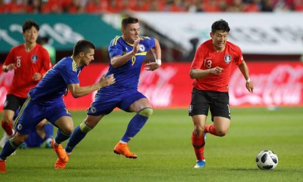 Bóng đá - Hàn Quốc vs Bolivia 18h00 ngày 22/03