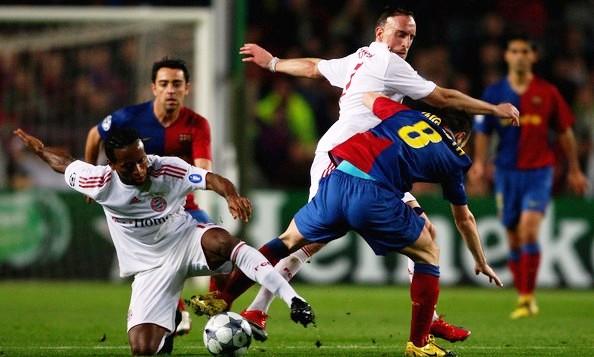 Bóng đá - Bayern Munich vs Barcelona: 01h45, ngày 24/04